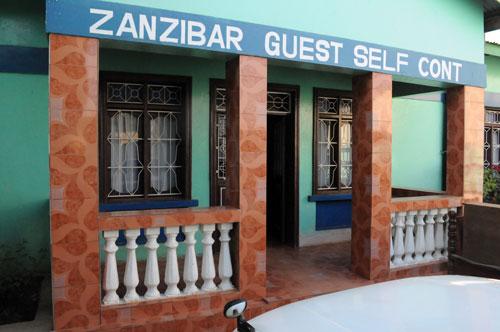 Zanzibar guest house -Sumbawanga-