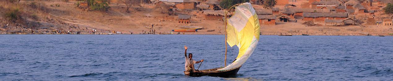 Pêcheur à Samazi