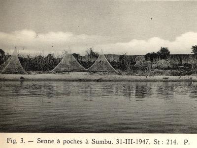 Pêche à la senne à poches à Sumbu.