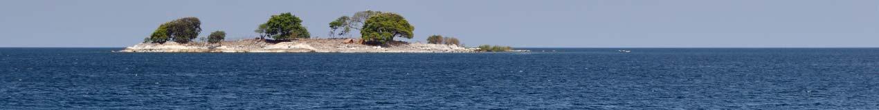 Nkondwe island
