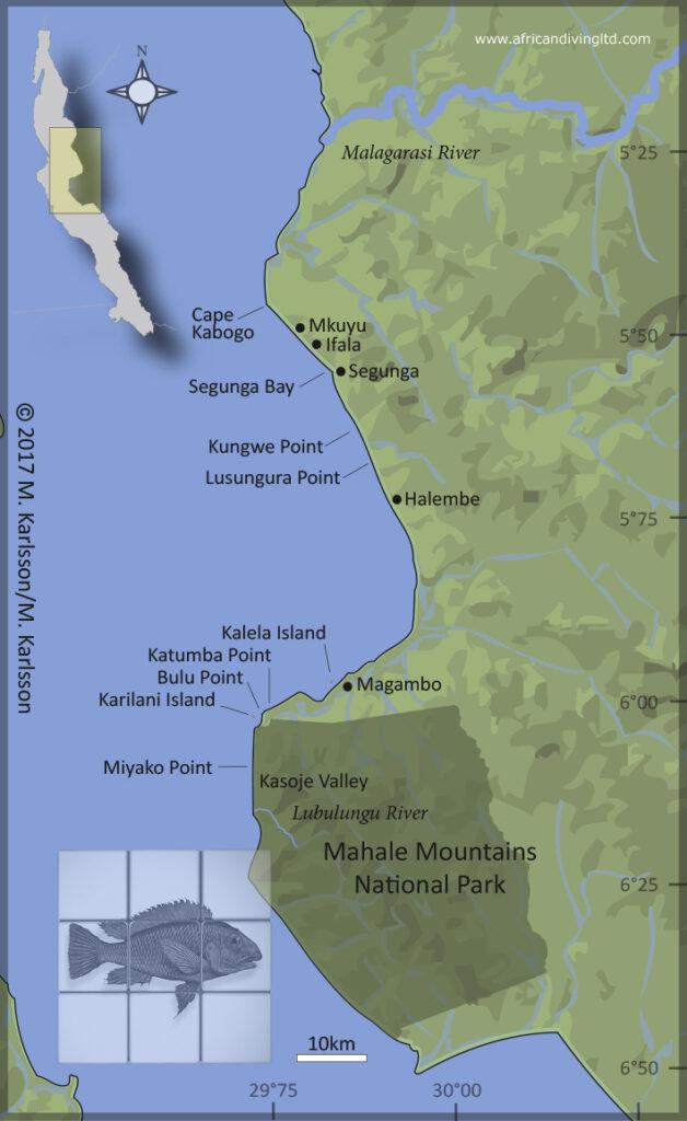 Mahalae carte